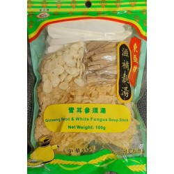 East Asia Brand Ginseng Root & White Fungus Soup Stock...