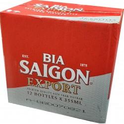 Whole Box Habeco Saigon Bia  Original 4.9% Vol 12x355ml...