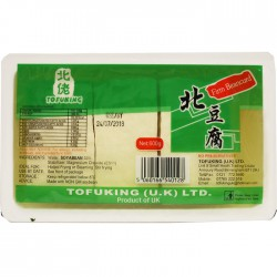 Tofu King Firm Fresh Tofu 600g Chilled Fresh Tofuking Firm Tofu