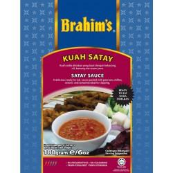 Brahim's Kuah Satay Sauce...