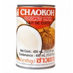 Chaokoh Coconut Milk 400ml Tinned Thai Coconut Milk