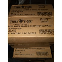 Full Case of 12x Tiger...