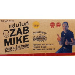 Zab Mike Fermented Fish...