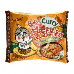 Samyang Curry Hot Chicken