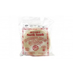 North South Dumpling Skins 250g All Purpose Pastry Frozen Wonton Skin