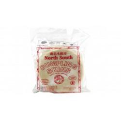 North South Dumpling Skins 250g All Purpose Pastry Frozen Wonton Wrapper