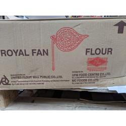 Full Case of Royal Fan Cake...