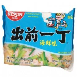 Nissin Noodles Demae Ramen 100g Seafood Flavour Japanese Noodles