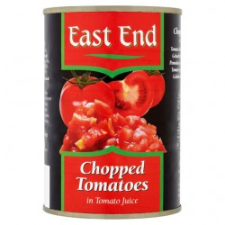 East End Chopped Tomatoes...