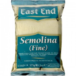 East End Semolina Fine 375g Semolina Fine