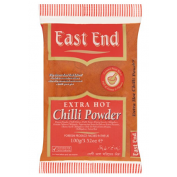 East End Extra Hot 100g...