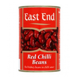 East End Red Chilli Beans 400g Red Chilli Beans