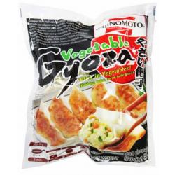 Ajinomoto Gyoza 600g  味の素 餃子 Japanese Style Vegetable Dumplings 30pcs