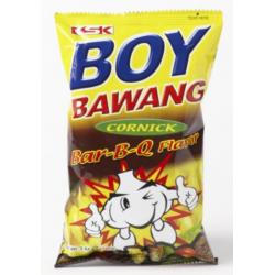Boy Bawang 100g Cornick Barbecue Flavor