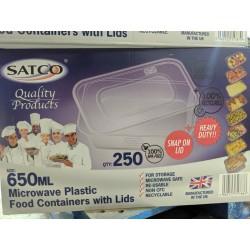Satco Microwave Plastic...