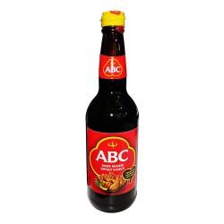 ABC Kecap Manis Sweet Soy Sauce 620ml Indonesian Soy Sauce