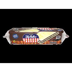 MY San Sky Flakes Cracker Sandwich 300g Chocolate Flavour...