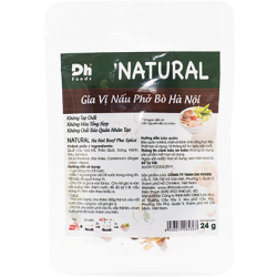 Dh Foods Natural Ha Noi Beef Pho Spice 24g Ha Noi Beef Pho Spice