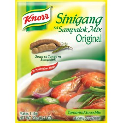Knorr Sinigang Sa Sampalok Tamarind Soup Base Mix 44g Sa Sampalok Tamarind Soup Base Mix