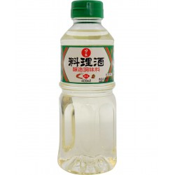 Hinode Japanese Rice-Based Cooking Alcohol 13.5% 400ml Cooking Alcohol