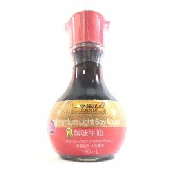 Lee Kum Kee Premium Light (李錦記 特級生抽 - 小) 150ml LKK Soy Sauce