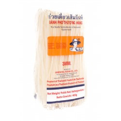 Farmer Brand Chantaboon Rice Stick 3mm 400g Chantaboon Rice Stick 3mm