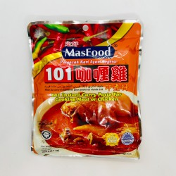 MasFood 101 Instant Curry Paste 230g Instant Curry Paste