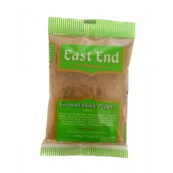 East End Ground Black Pepper (Fine) 100g Ground Black Pepper