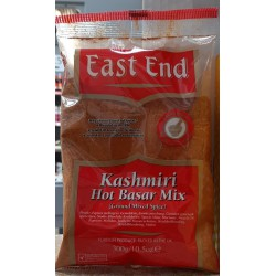 East End Kashmiri Hot Basar Mix (Ground Mixed Spice) 300g Kashmiri Hot Basar Mix