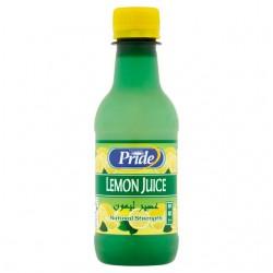 Consumers Pride Lemon Juice 250ml Lemon Juice