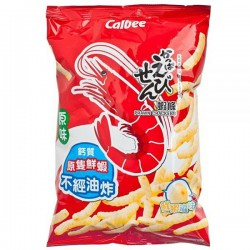 Calbee Prawn Crackers- Original Flavour 105g Prawn Crackers- Original Flavour