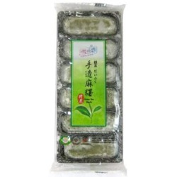 Loves Flower Matcha Green Tea Mochi 180g Matcha Green Tea Mochi