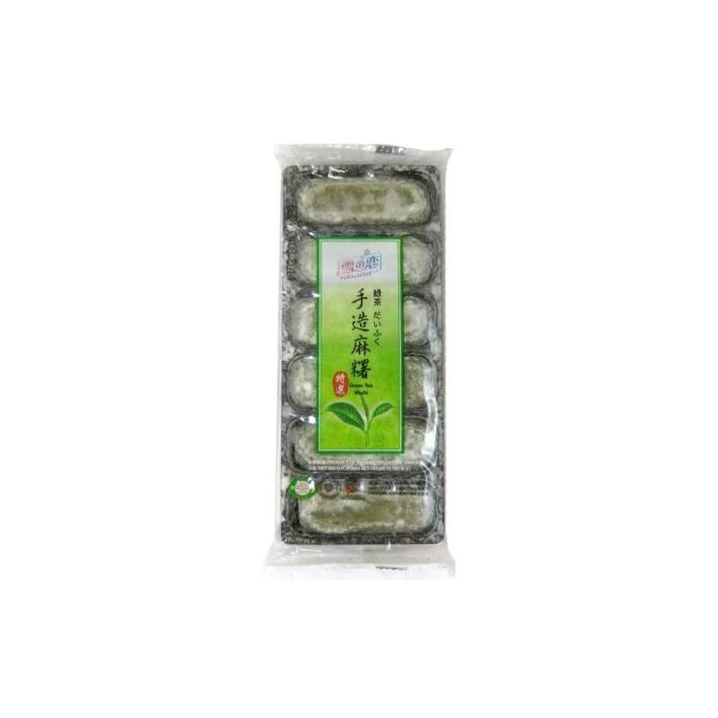 Loves Flower Matcha Green Tea Mochi 180g Matcha Green Tea Mochi