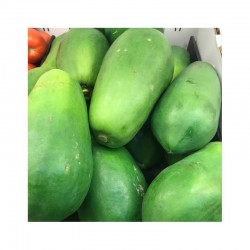 Zing Asia Spanish Green Papaya 2kg Spanish Green Papaya