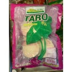 KIM SON TARO SLICE 1KG FROZEN TARO SLICES