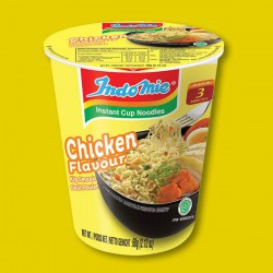 Indomie Chicken Flavour Cup Noodles 60g Chicken Flavour Cup Noodles