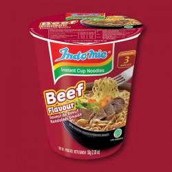 Indomie Beef Flavour Cup Noodles 58g Beef Flavour Cup Noodles