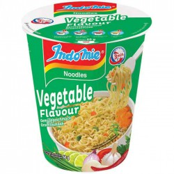 Indomie Vegetable Flavour Cup Noodles 60g Vegetable Flavour Cup Noodles