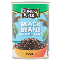 Dunn's River Black Beans in Salted Water 400g Black Beans in Salted Water