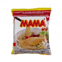 Mama Instant Noodles Chicken Flavour 55g Mi Ga Mama Noodles