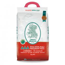 Green Dragon Thai Fragrant Rice 5kg