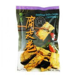 First Choice Seafood Tofu 200g  Frozen Tofu Seaweed Curds