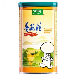 Totole-Mushroom Bouillon 227g  Totole (太太楽蘑菇精调味料) Granulated Mushroom Bouillon