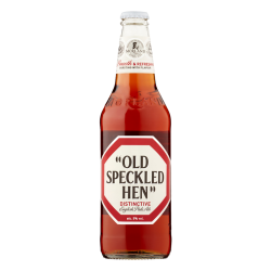 """Morland """"Old Speckled Hen"""" English Pale Ale 5% Alc 500ml """"Old Speckled Hen"""" English Pale Ale"""