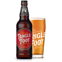 Badger Tangle Foot Traditional Golden Ale 5% Alc 500ml Tangle Foot Traditional Golden Ale