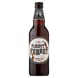 Badger The Fursty Ferret Amber Ale 4.4% Alc 500ml The Fursty Ferret Amber Ale