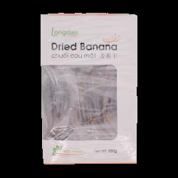 Longdan Dried Banana 250g Chuối Cau Mật