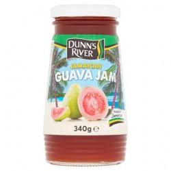 Dunn's River Jamaican Guava Jam 340g Jamaican Guava Jam