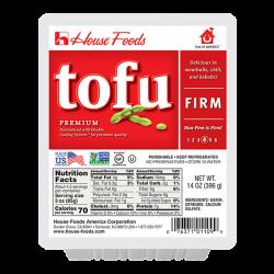 House Foods Premium Firm Tofu 400g Premium Firm Tofu
