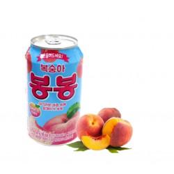 Haitai Peach Bon Bon 340ml Peach Bon Bon